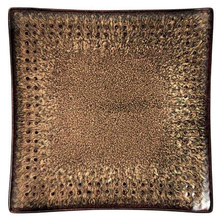 Pfaltzgraff Everyday Cambria Square Accent Plate
