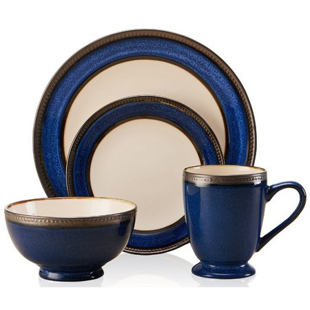 Pfaltzgraff Everyday Catalina Cobalt 16-pc. Set