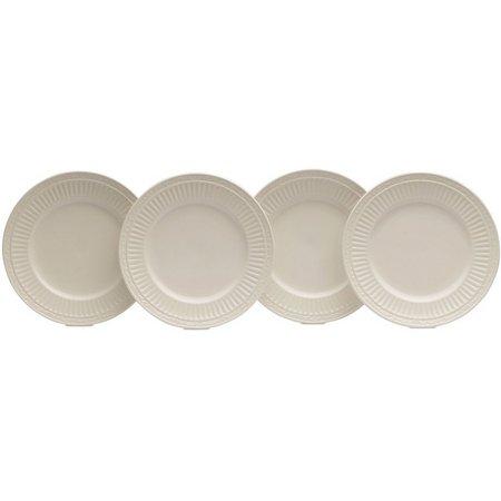 Mikasa Italian Countryside 4-pc Bread Plate Set
