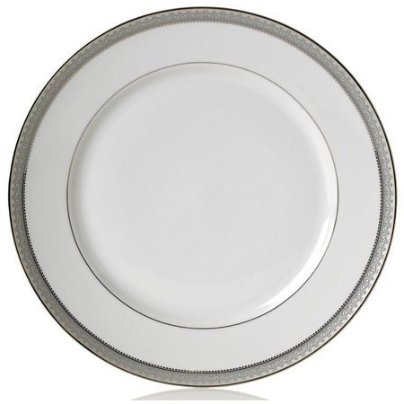 Mikasa Platinum Crown Round Serving Platter