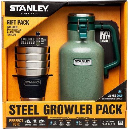 Stanley Classic 64 oz. Vacuum Growler & Tumblers