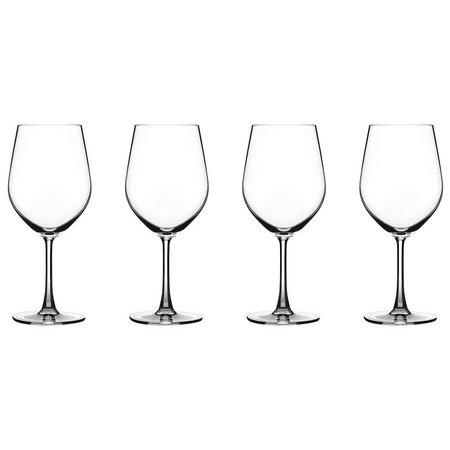 Cuisinart Advantage 4-pc. Red Wine Glass Set