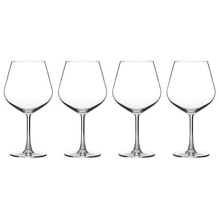 Cuisinart Advantage 4-pc. Burgundy Wine Glass Set
