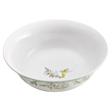 Bonjour 10'' Round Fruitful Nectar Serving Bowl
