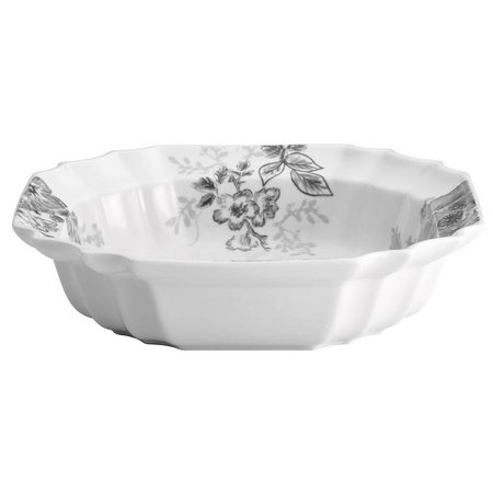 Bonjour 10.5'' Shaded Garden Square Serving Bowl