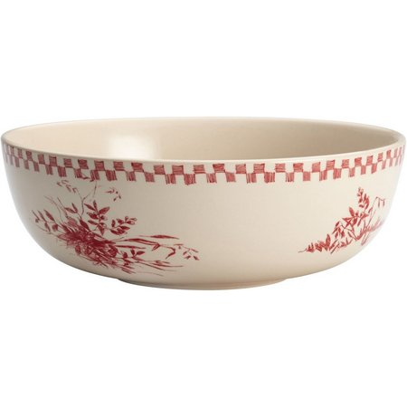 Bonjour Chanticleer Country Round Serving Bowl