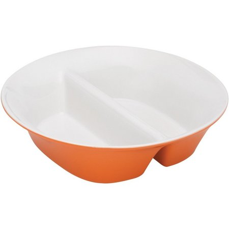Rachael Ray Round & Square 12'' Divided Dish