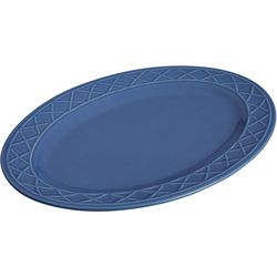 Paula Deen Savannah Trellis Oval Serving Platter
