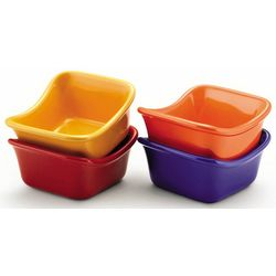 Rachael Ray Multi-color 4-pc. Dipping Cup Set
