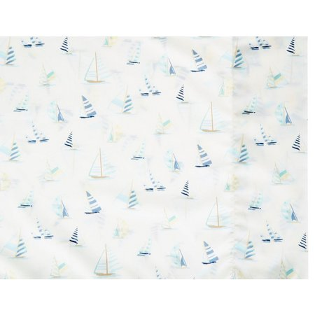 Coastal Home 2-pk. Sailboat Pillow Case Set