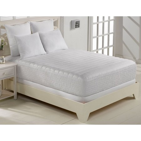 Live Comfortably Essentials Deluxe Mattress Pad