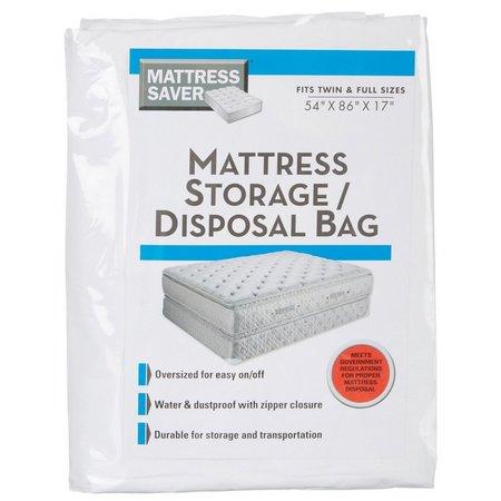 Fresh Ideas Mattress Storage/Disposal Bag