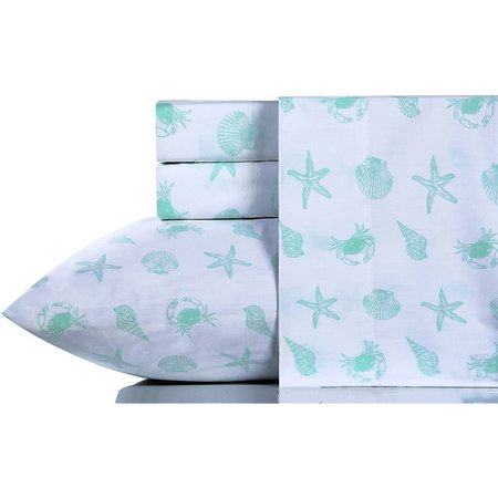 California Design Den Stars & Shell Sheet Set