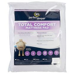 Serta Total Comfort King Size Mattress Pad