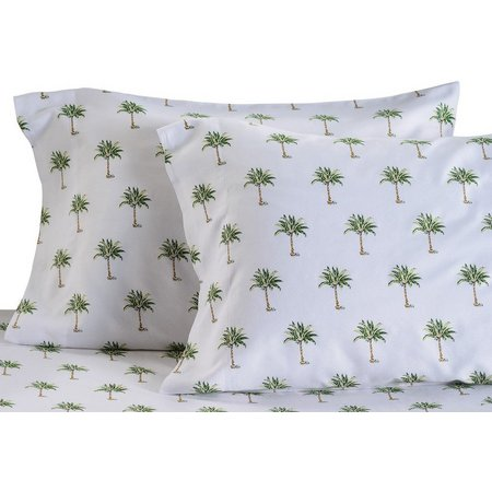 Brentwood Panama Chenille Palm Tree Pillow Bealls Florida