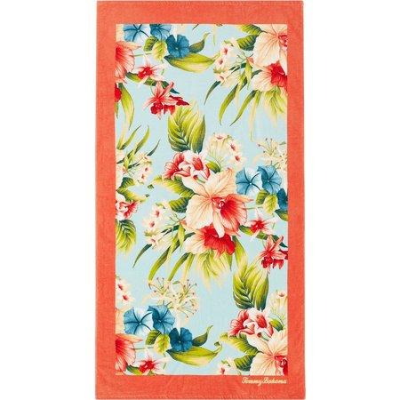 Tommy Bahama Kahuna Floral Beach Towel