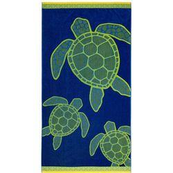 Caribbean Joe Beach Turtle Beach Towel