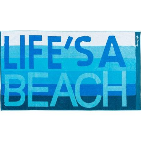Panama Jack Life's A Beach Beach Towel
