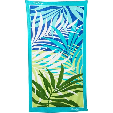 Panama Jack Palm Leaf Beach Towel