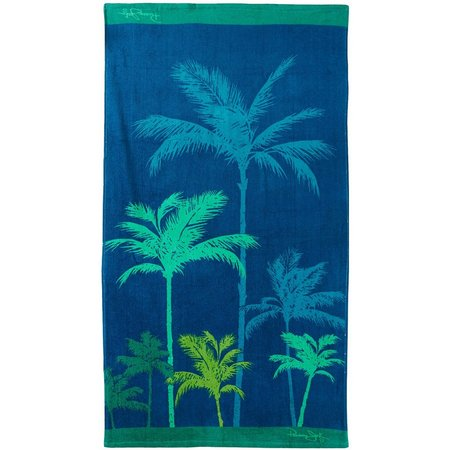 Panama Jack Breezy Palm Beach Towel