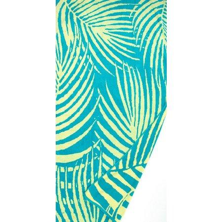 St. Tropez Canary Palms Beach Towel