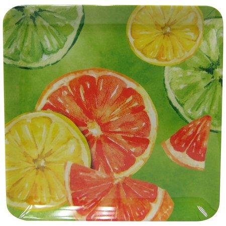 Tropix Citrus Appetizer Plate