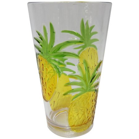 New! Tropix Pineapple Highball Glass