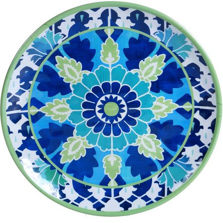 Certified International Granada Round Platter