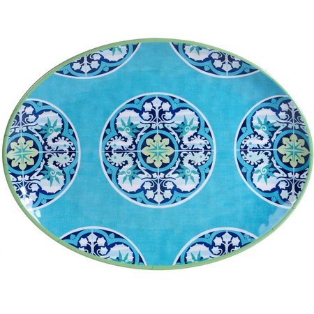 Certified International Granada Oval Platter