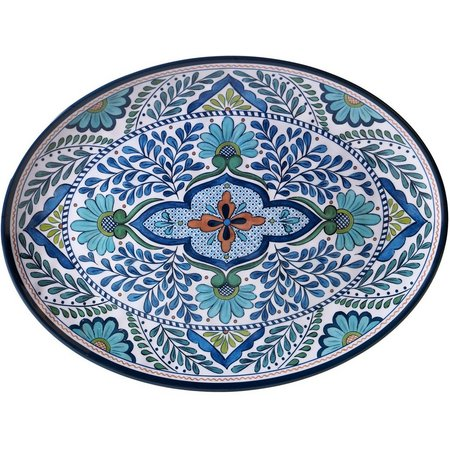 Certified International Talavera Oval Platter