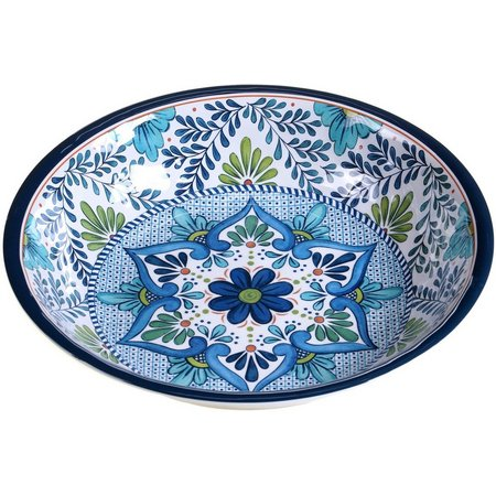 Certified International Talavera Serving Bowl