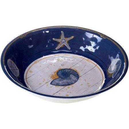 Certified International Calm Seas Serving Bowl