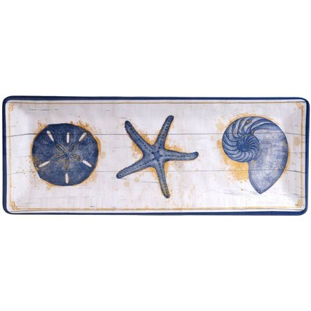 Certified International Calm Seas Platter