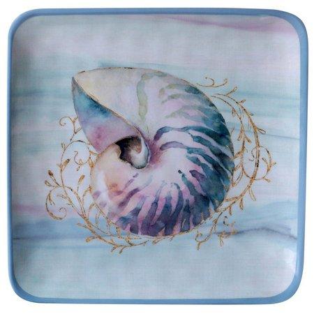 Certified International Ocean Dreams Salad Plate
