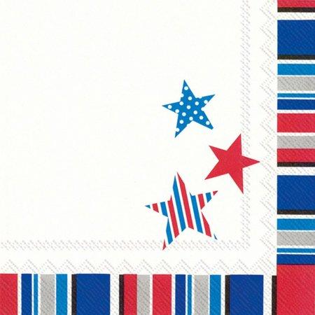Boston International 20-pk. Flag Cocktail Napkins