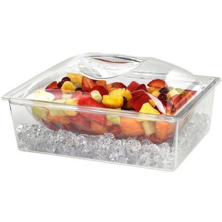 Tropix 3-pc. Acrylic Chiller Container