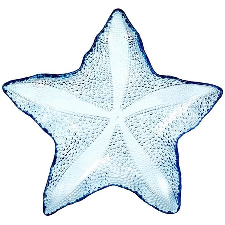 Coastal Home Seaventure Starfish Plate