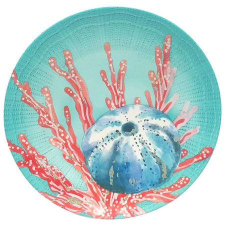 Coastal Home Aquatica Sea Urchin Appetizer Plate
