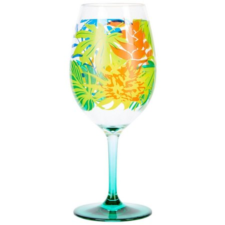 Coastal Home Tropical Birds Goblet