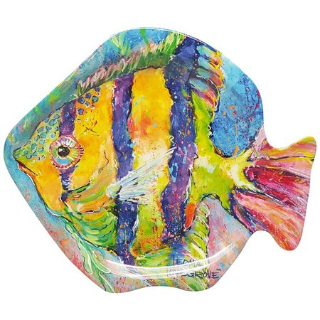 Leoma Lovegrove Angelfish Tidbit Plate