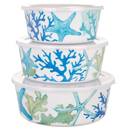 Coastal Home 20,000 Leagues 3-pc. Container Set