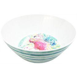 Tropix Splash Flamingo Cereal Bowl