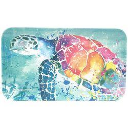Tropix Splash Sea Turtle Serving Tray