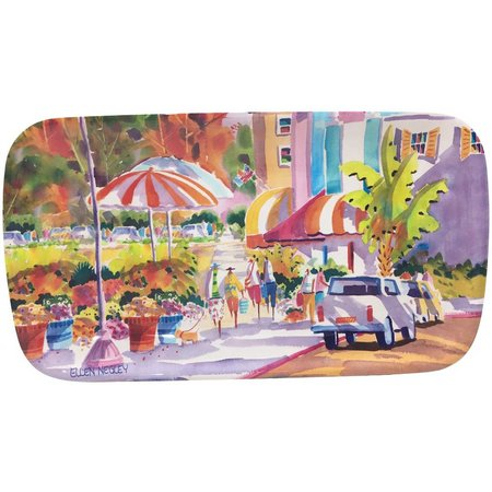 Ellen Negley St. Armands Style Small Oblong Tray