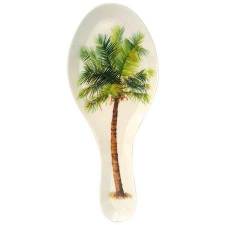 Coastal Home Palm Tree Spoon Rest