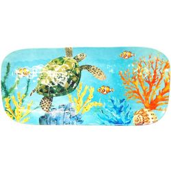 Coastal Home Creature Comfort Blue Tray