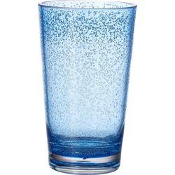 Coastal Home 20,000 Leagues Blue Highball Glass