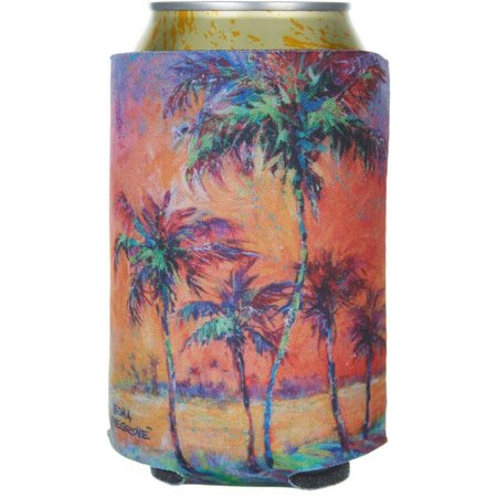 Leoma Lovegrove Parade of Palms Can Cooler