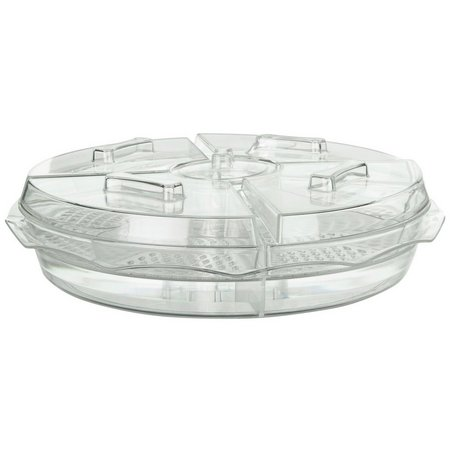 Frigidaire Chilled 8 Section Appetizer Platter