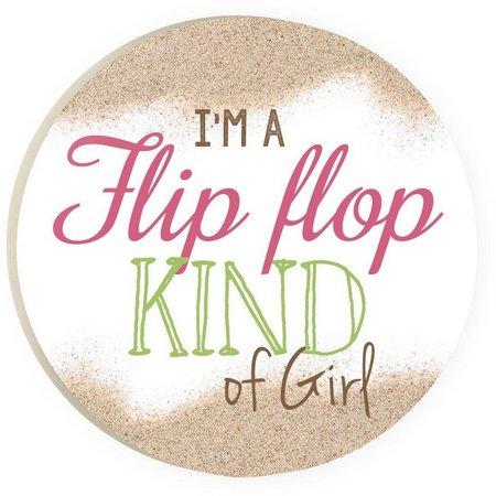 P. Graham Dunn Flip Flop Kind Of Girl